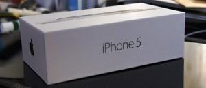 iPhone5 外箱