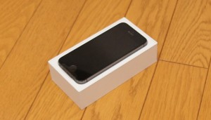 iPhone5S端末
