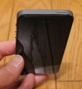 iPhone5S上部