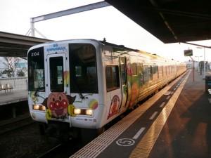 特急南風(アンパンマン列車)
