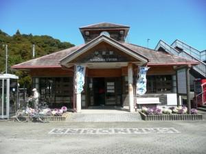 甲浦駅 駅舎