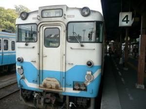 徳島駅発鳴門線