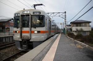 JR飯田線 313系
